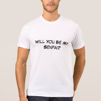 Sind Sie mein Senpai? T-Shirt