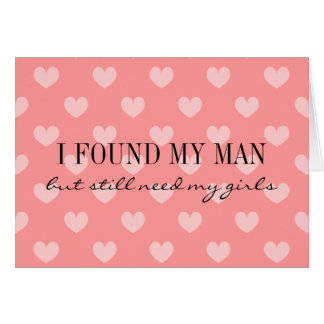 Sind Sie meine korallenroten rosa Herzen der Karte