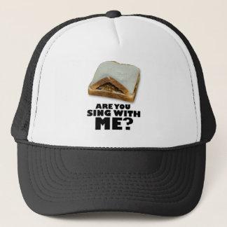 Sind Sie singen mit mir - das Sandwich Truckerkappe