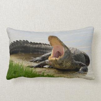 Sind Sie tapfer? Schlaf mit mir Alligator Lendenkissen
