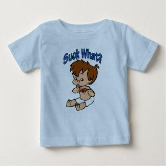Sind zum Kotzen Sie, was? Panzerkrebs-Baby Baby T-shirt