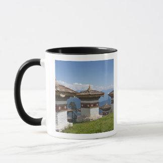 Sindokha Dzong, Dochu La-Durchlauf 2 Tasse