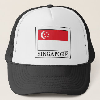 Singapur-Hut Truckerkappe
