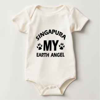 SINGAPURA CAT BABY STRAMPLER