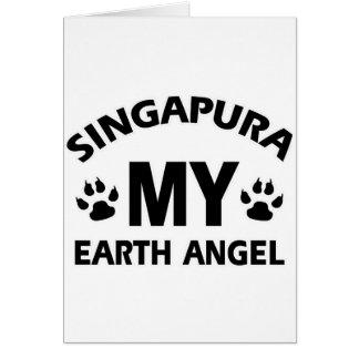 SINGAPURA CAT KARTE