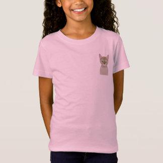 Singapura Katze personalisiert T-Shirt
