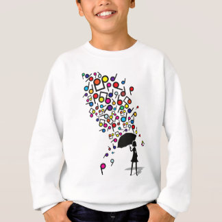 Singin im Regen Sweatshirt