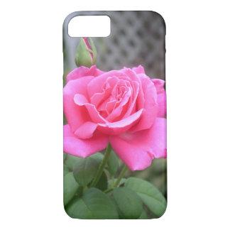 Single-rosa Rose iPhone 7 Fall iPhone 8/7 Hülle