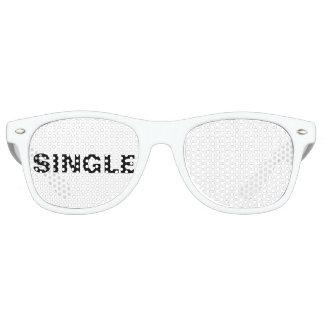 """""""Single-Sonnenbrillen Retro Sonnenbrillen"""