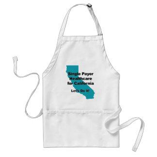 Single-Zahler-Gesundheitswesen für Kalifornien Schürze