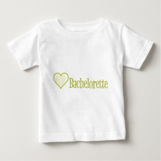 SingleHeart-Bachelorette-Ylw Baby T-shirt