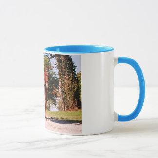 Singlemaultierfahren Tasse