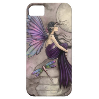 Sinneshilflos Fee-und -libellen-Fantasie-Kunst iPhone 5 Etuis