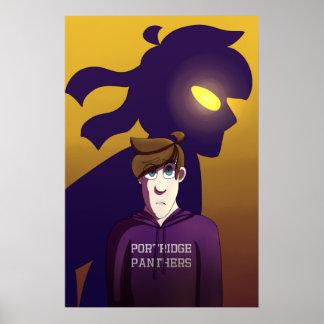 Sinnesleser-Plakat Poster