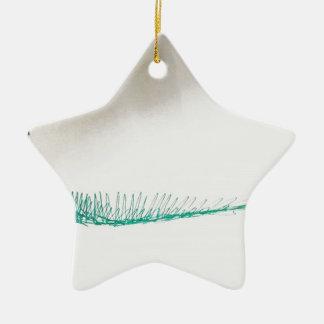 Sinnessegeln Keramik Stern-Ornament