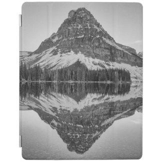 Sinopah Gebirgsreflexion, Glacier Nationalpark iPad Hülle