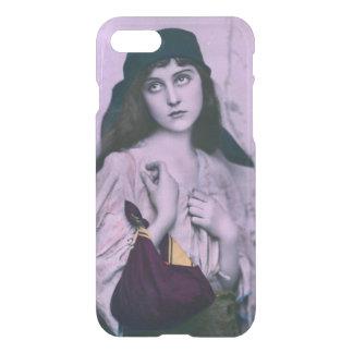 Sinti und Roma-Mädchen-Vintage Fotografie iPhone 8/7 Hülle