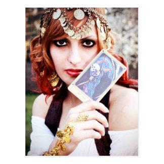 Sinti und Roma Postkarte