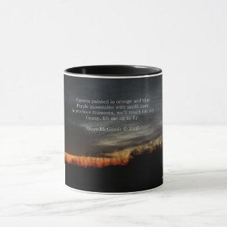 Sinti und Roma-Touch die Himmel-Wecker-Tasse Tasse
