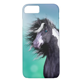 Sinti und Roma Vanner Pferdekopf iPhone 7 Fall iPhone 8/7 Hülle