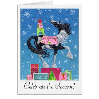 Sinti und Roma Vanner wunderliche Weihnachtskarte Karte