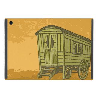 Sinti und Romawohnwagenlastwagen iPad Mini Schutzhülle