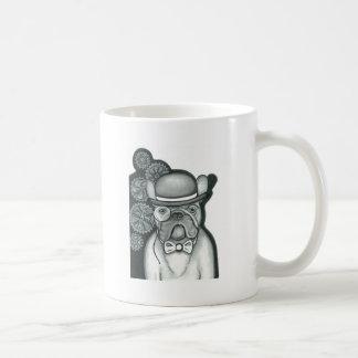 Sir Bouledogue Kaffeetasse