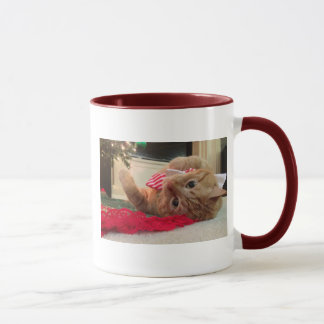 Sir Chestertons Christmas Tasse