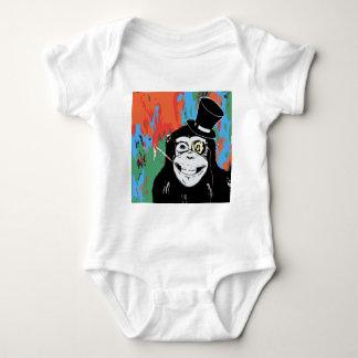 Sir Chimpy Baby Strampler