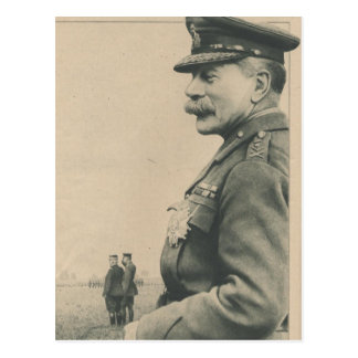 Sir Douglas Haig Postkarte