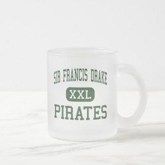 Sir Francis Drake - Piraten - hoch - San Anselmo Mattglastasse