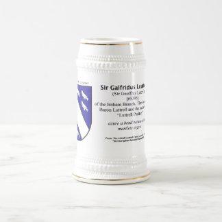 Sir Galfridus Loutterell FTJ#5395 Bierglas