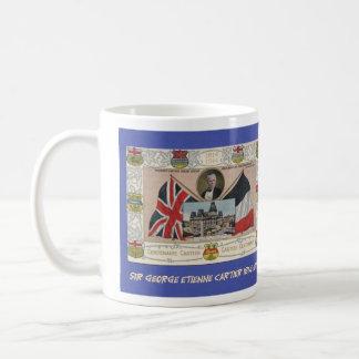 Sir George Etienne Cartier Kaffeetasse