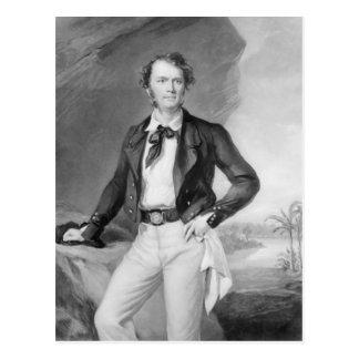 Sir James Brooke Rajah von Sarawak, 1847 Postkarte
