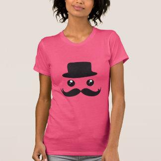 Sir Mustache Kawaii T-Shirt