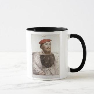 Sir Thomas Boleyn (1477-1539) graviert durch Tasse