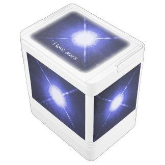 Sirius A und B helle Nachtsterne Igloo Kühlbox