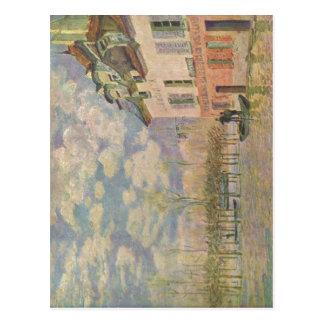 Sisley, Alfred Kahn im der? berschwemmung 1876 Postkarte