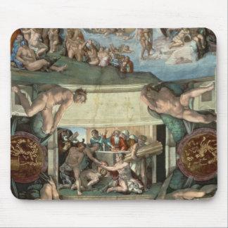 Sistine Kapellen-Decke Mousepads