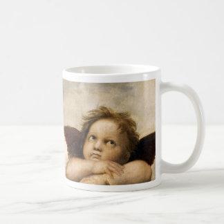 Sistine Madonna Sonderkommando, RAPHAEL Kaffeetasse