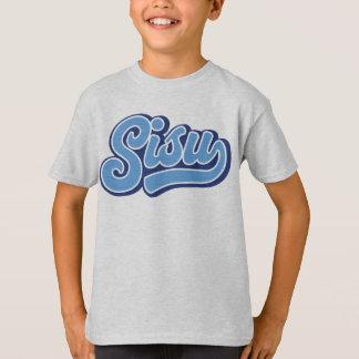 Sisu, finnischer Charakter, Finnland-T - Shirt
