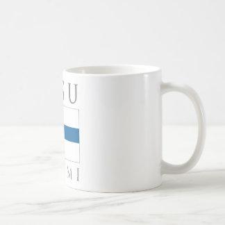 Sisu Suomi Kaffeetasse