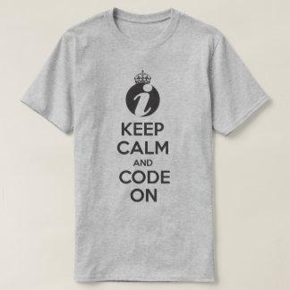 Sitcon Keep Calm T-Shirt