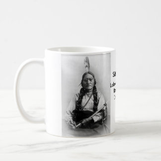 Sitting Bull Kaffeetasse