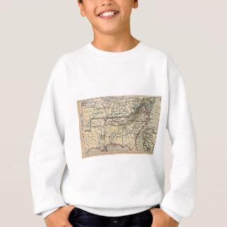 Sitz zivilen Krieges, 1861 - 1865 Sweatshirt