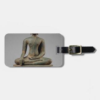 Sitzbuddha - Thailand Kofferanhänger
