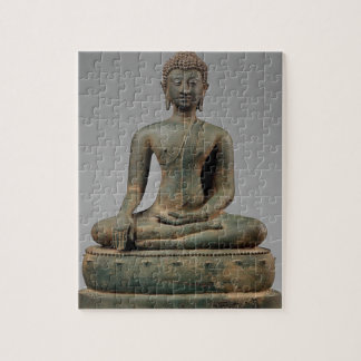 Sitzbuddha - Thailand Puzzle