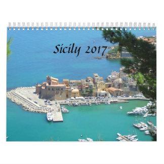 Sizilien 2017 abreißkalender