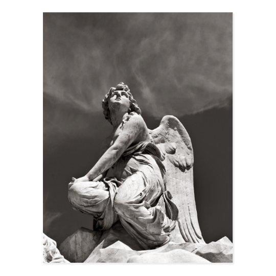 Sizlianischer Engel - Italien Postkarte