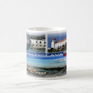 SK Slowakei - Bratislava - Kaffeetasse